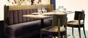 Idées mobiliers de restaurant, aménagement et meubles professionnels