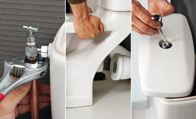 COMMENT INSTALLER UN WC MONOBLOC TRADITIONNEL ?